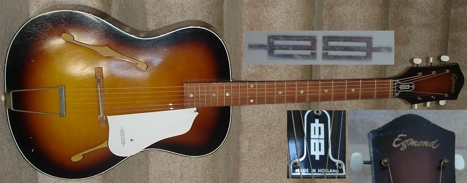 Dating egmond guitars from holland