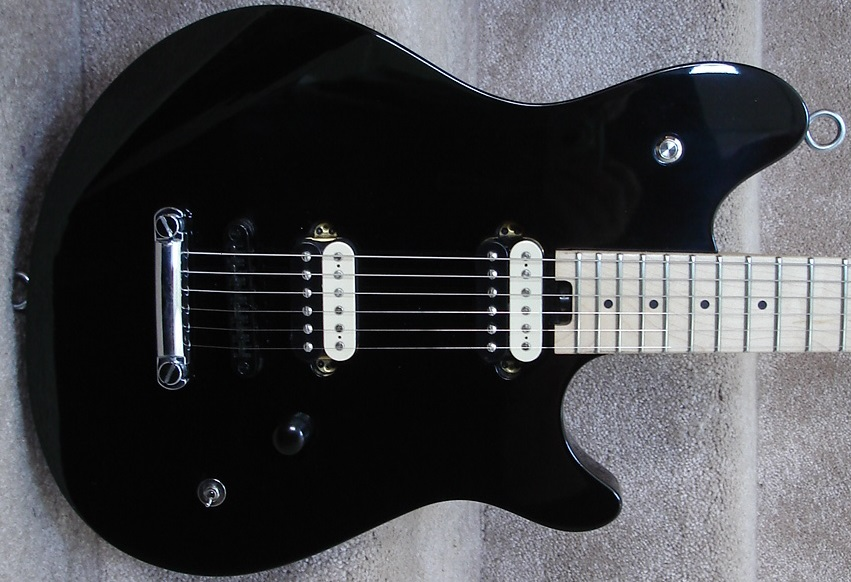 Mint New Fender ShawBucker USA 57//62 Pickups Loaded HSS Strat Pickguard Zebra