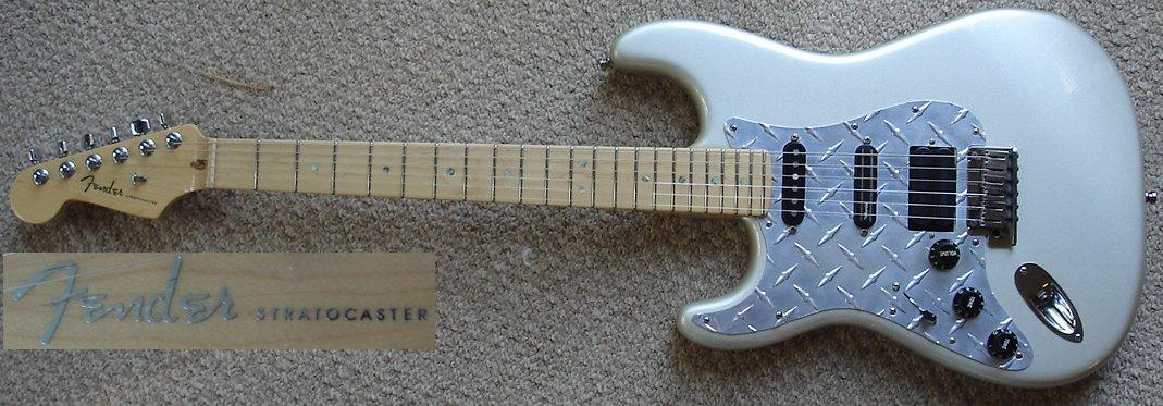 Fender Stratocaster Neck >> Chris' Guitars - Lefty, Left Handed Guitars, Fender and ...