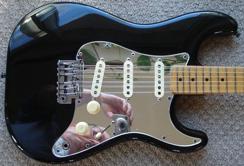 Chris Guitars Fender Guitars Sale On Stratocaster