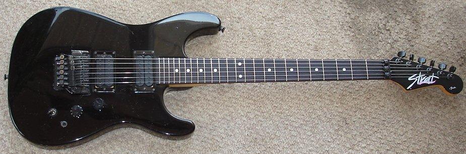 Stratocasters Many Custom Shop Models Below