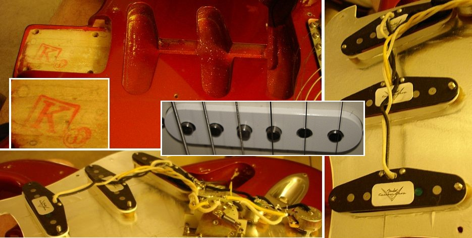 how to dissolve clear coat on squire guitar