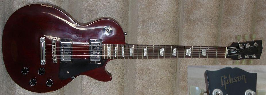 Chris' Guitars - Gibson Les Paul, SG, Explorer, Firebird