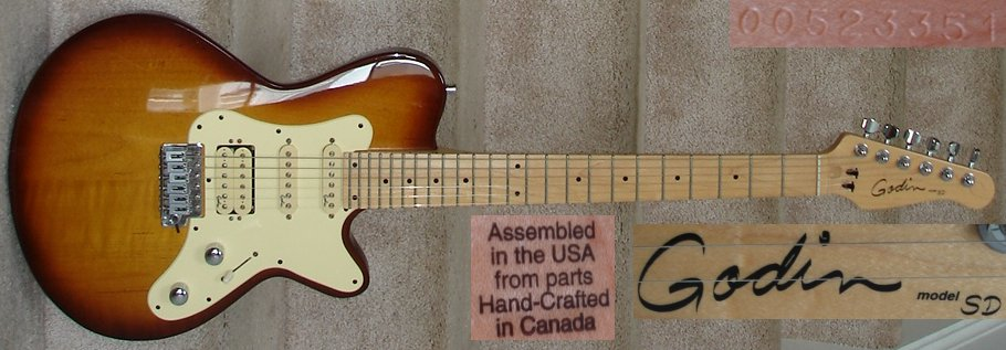 Chris Guitars New And Used Esp Charvel Jackson Danelectro Dean