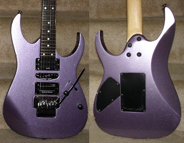 Most Comfortable Pickup >> Chris' Guitars - Ibanez Guitars New Used Vintage RG Jem Prestige Satriani Vai