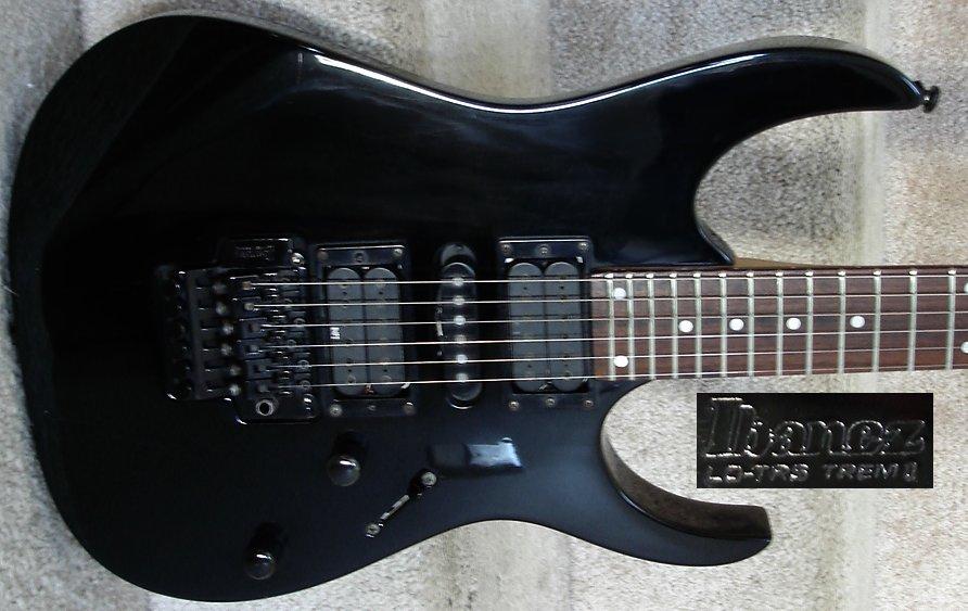 Chris Guitars Ibanez Guitars New Used Vintage Rg Jem Prestige