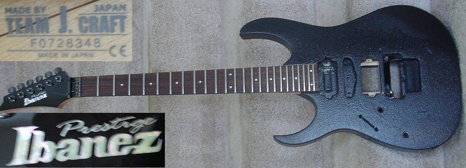Chris' Guitars - Ibanez Guitars New Used Vintage RG Jem ... on