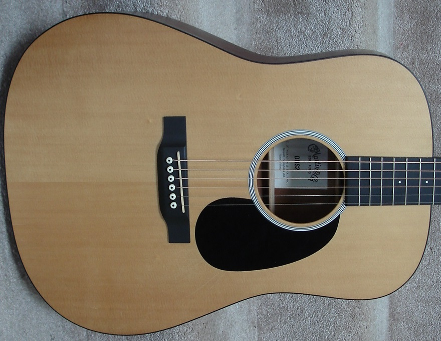 Country Gitarre Western Rot Akustik Gitarre Steve Mit Piezo-tonabnehmer