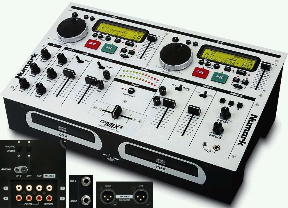 numark cd mix 3 manual