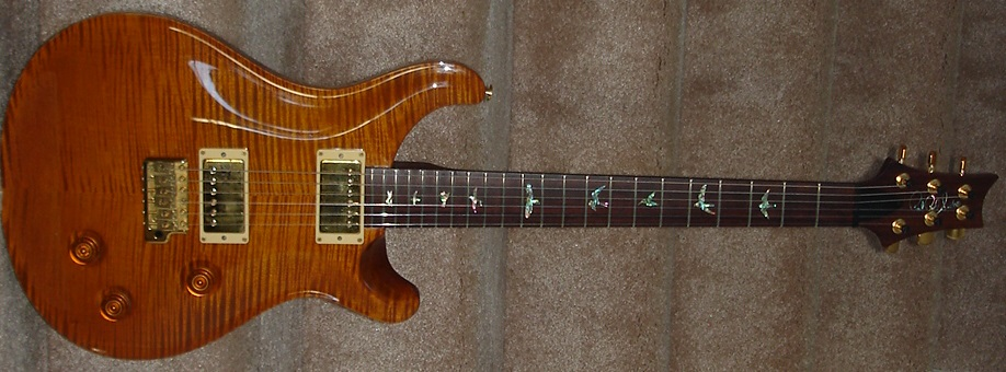 Prs Custom 24 30th Anniversary Wiring Diagram : 45 Wiring ...