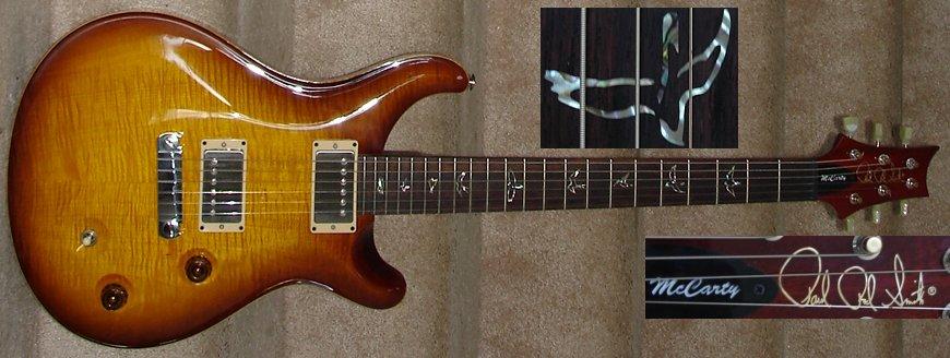 Paul Reed Smith Prs Guitars