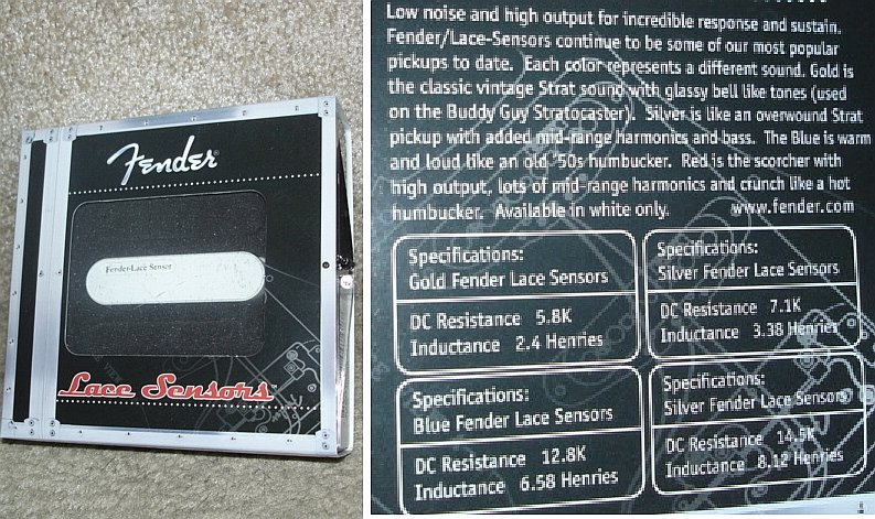 Rickenbacker Hi Gain Set These Are Optional On Ricks