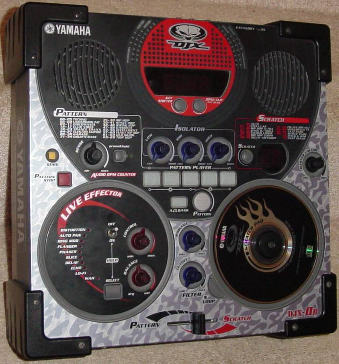 yamaha djx iib software